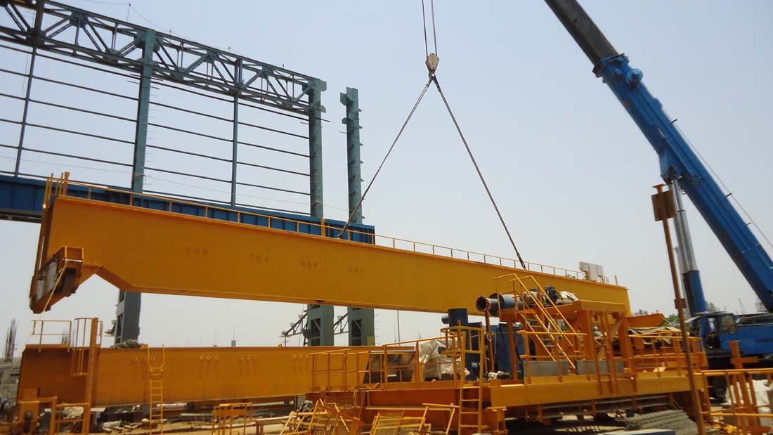 fta girder erection
